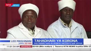 Muungano wa makanisa ya Akorino waimiza wakenya kutii wito wa serikali ili ku pambana na korona