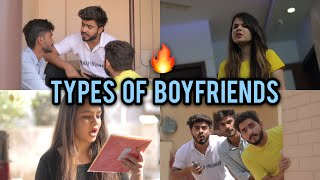 Types of boyfriends- HALF ENGINEER