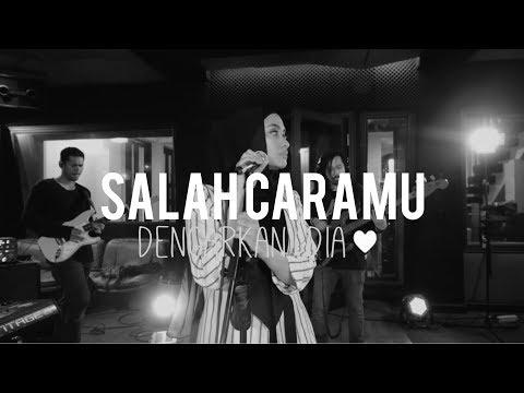 Dengarkan Dia - Salah Caramu (Live Version)