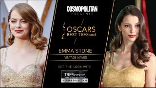 Cosmopolitan and TRESemmé present OscarsBestTRESsed