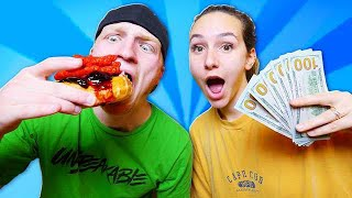 EAT MYSTERY DONUT OR WIN $10,000 CHALLENGE!