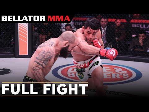 Bellator MMA: Emmanuel Sanchez vs. Sam Sicilia – FULL FIGHT