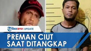 Viral Video Abang Jago Minta Jatah Proyek ke Warga Medan, Wajahnya Ciut saat Dibekuk Polisi