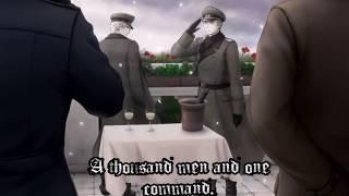 Hetalia (OOMPH!) Tausend Mann und ein Befehl (English translation)