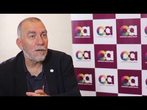 CAF2017 Interview - Joaquin Nieto (II)