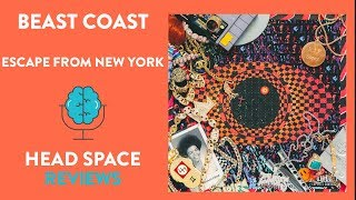 First ReactionAlbum Review Of Beast Coast   Escape From New York