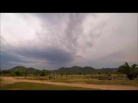 Tempestade em Bodoquena MS