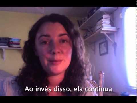 Mensagem da autora de Cartas de amor aos mortos p/ os leitores brasileiros