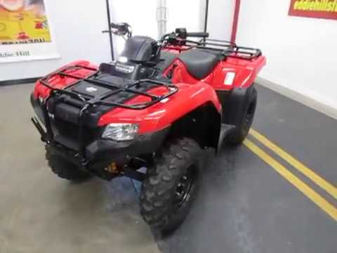 2019 Honda TRX420FA2 in Wichita Falls, Texas - Video 1