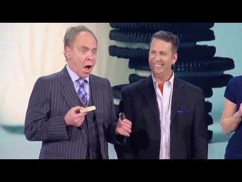 Penn & Teller fooled by a cookie