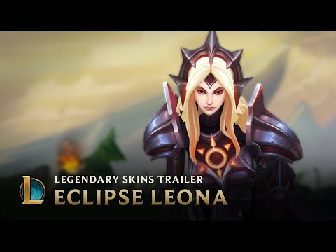 The Coven and The Eclipse | Eclipse Leona Skins Trailer – League of Legends