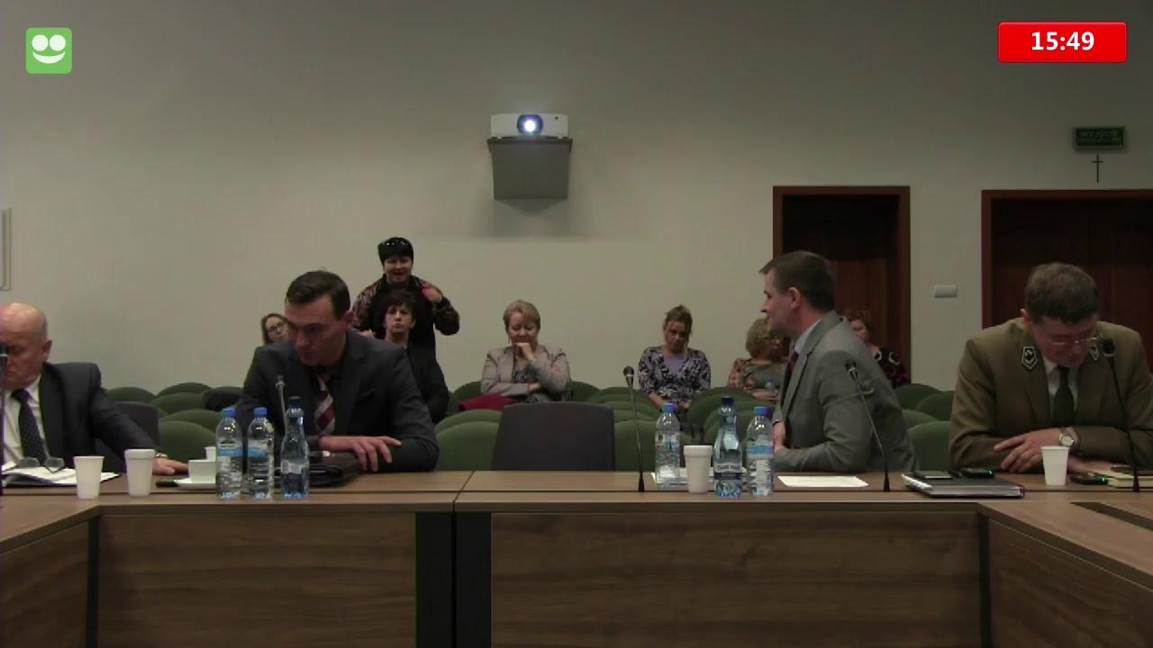 Zdjęcie do VI Sesja Rady Powiatu Kolskiego