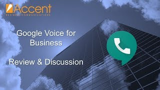 Video: Google Voice for Business Review & Discussion