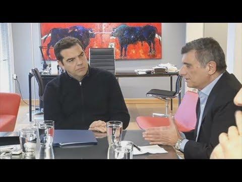 Αλ. Τσίπρας στην ΟΤΟΕ: Δεν θα έρθει η ανάπτυξη μέσα από τη συμπίεση των εργασιακών σχέσεων