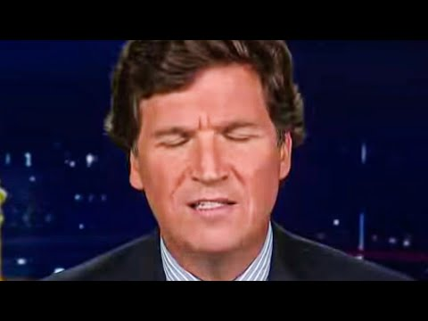 When Even Tucker Carlson Doesn't Believe the BS He's Saying