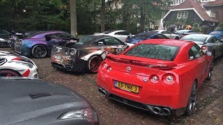 THIS IS NISSAN GT-R R35 HEAVEN!