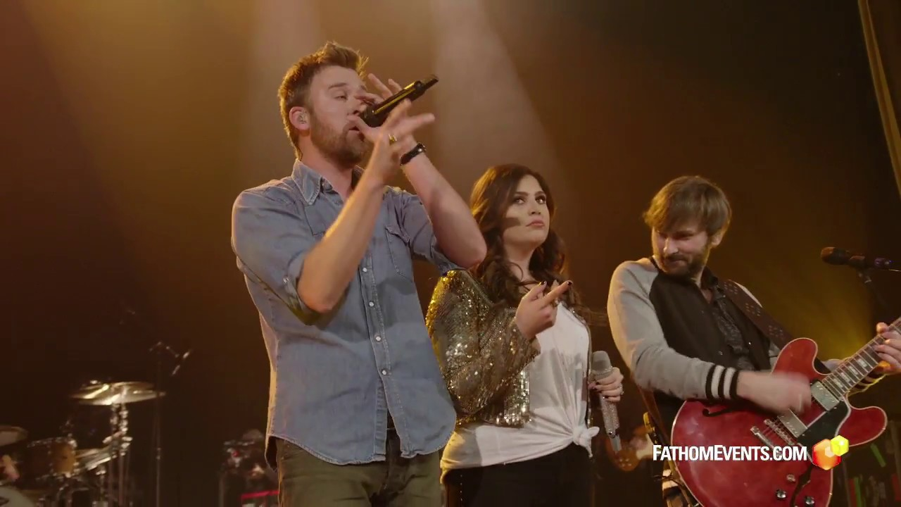 Artists Den Presents Lady Antebellum
