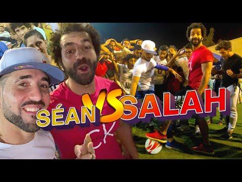 SÉAN GARNIER VS MO SALAH ! (Look like 😛)