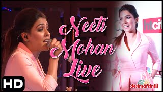 Neeti Mohan's Performance  | Hindustan Times Most Stylish Awards, Delhi | 2016