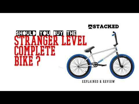 Stranger Level cassette complete bike explained and review
