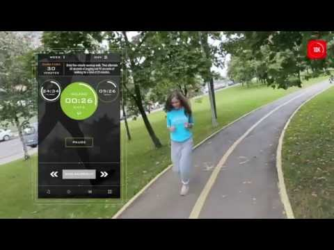 Video of 10K Running Trainer Pro