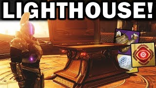 Destiny 2: NEW LIGHTHOUSE! - Trials of Osiris Flawless Rewards