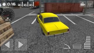 Русские Машины. Симулятор Парковки Авто 3D| Real Car Parking Sim 2016. Игры на Андроид.  HD