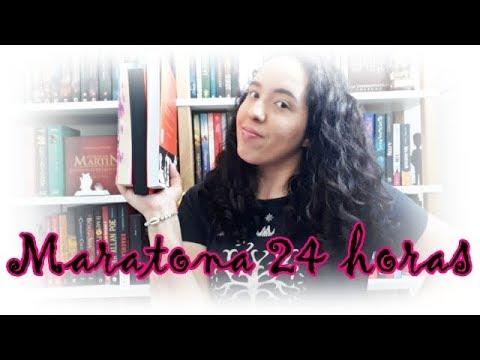 Vlog Maratona 12H + 12H (2ª Edição) | Um  Livro e Só