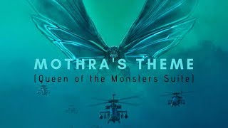 Mothra's Theme (Queen of the Monsters Suite)