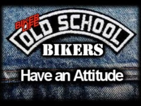 mp4 Bikers Old School, download Bikers Old School video klip Bikers Old School