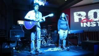 Rollin' on - Mark Knopfler & Emmylou Harris (acoustic cover)
