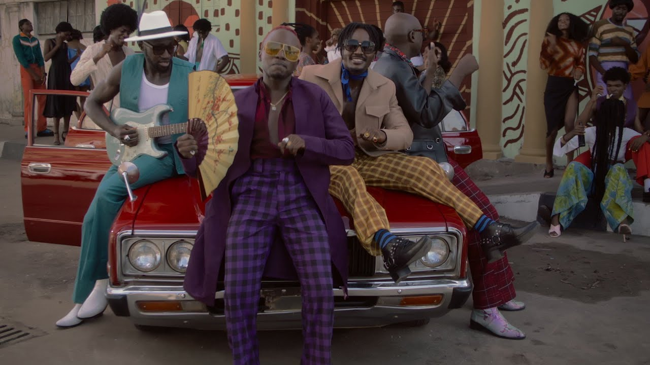 Sauti Sol - Suzanna (Official Video) SMS [SKIZA 9935604] TO 811
