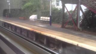 preview picture of video 'Giffnock Train Station'