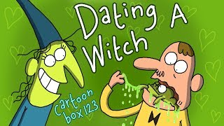 Dating A Witch | Cartoon Box 123 | by FRAME ORDER | Hilarious funny new CARTOON BOX episode
