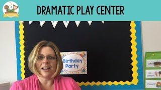 Dramatic Play Center Tour In Preschool