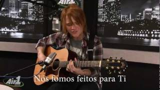 We Were Made For You - Aaron Gillespie (Legendado PT-BR) [HD]