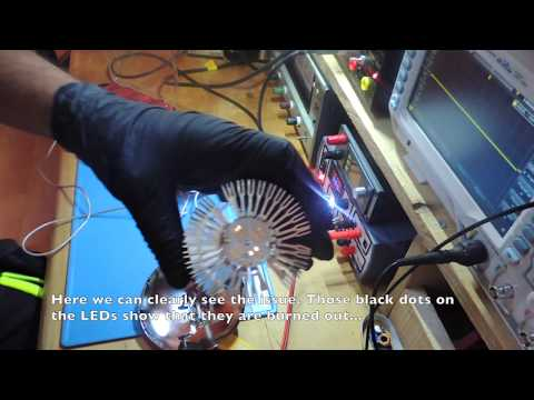 How to repair LED lamps for less than $1 (using LED Light Lamp Chips from Banggood)