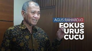 Agus Rahardjo akan Fokus Urus Cucu setelah Pensiun dari KPK