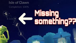 The ? missing spirit   Ultimate elder's gift   For beginners   sky children of the light   Noob Mode