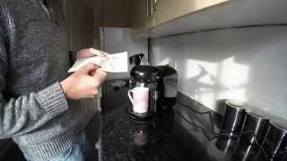 How To Use The Bosch Tassimo Coffee Maker  | Quick Start Tutorial