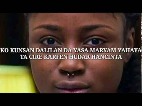 Ko Kunsan Dalilin Da Yasa Maryam Yahaya Ta Cire Karfen Hudar Hancinta