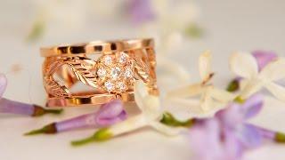 Изготовление кольца весь процесс