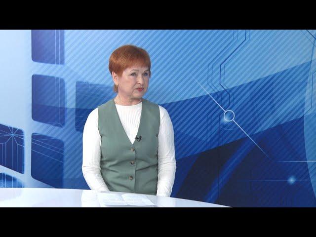 Гость программы «Местное время» Зинаида Галимова