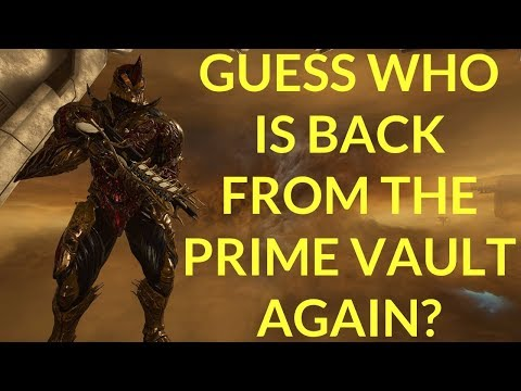 Warframe Prime Vault: Why & How to Farm Frost Now