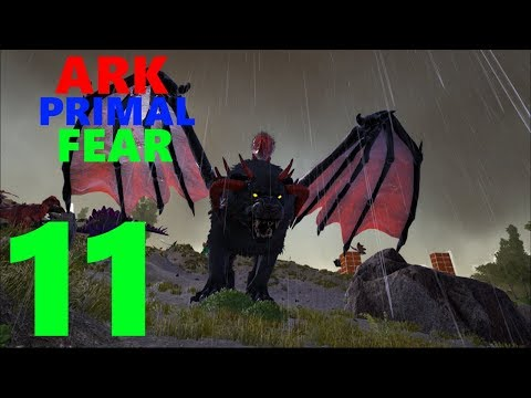 10] TAMING THE DRAGON AND MANTICORE BOSSES (ARK Primal Fear