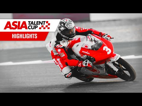 Idemitsu Asia Talent Cup 2019 - Highlights Race 1 Round 1