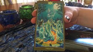 Tarot Inspired June 2018 Horoscopes- Book of Shadows Tarot