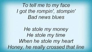 Judds - Rompin' Stompin' Blues Lyrics