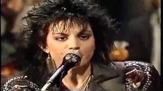 Joan Jett - Roadrunner (Live on Letterman 1987)
