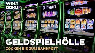In der Spielhölle - Von Zockern und Daddelmaschinen | HD Doku